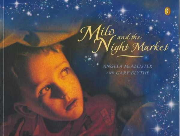 Image for MILO AND THE NIGHT MARKET