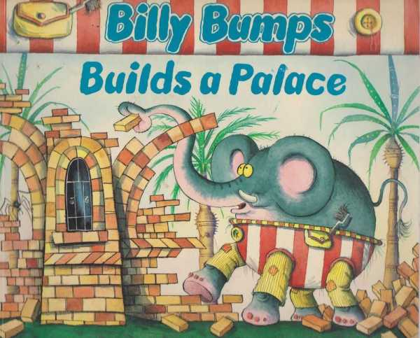 Image for Billy Bumps Builds A Palace
