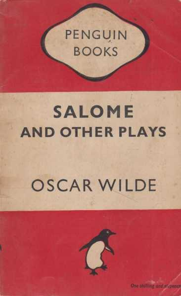 Image for Salome and Other Plays