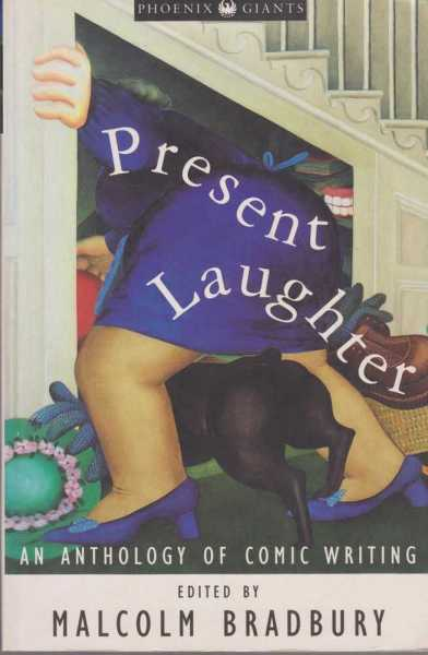Image for Present Laughter - An Anthology of Comic Writing