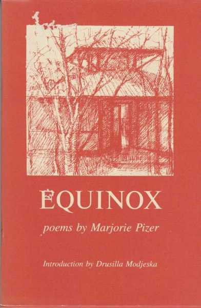 Image for Equinox - Poems by Marjorie Pizer