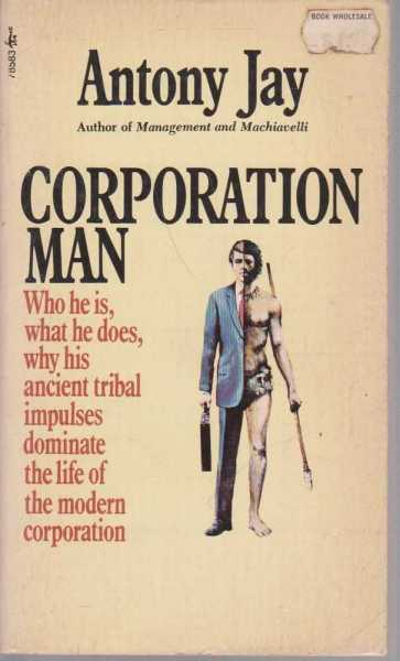 Image for Corporation Man