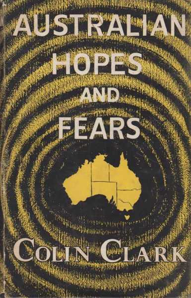 Image for Australian Hopes and Fears