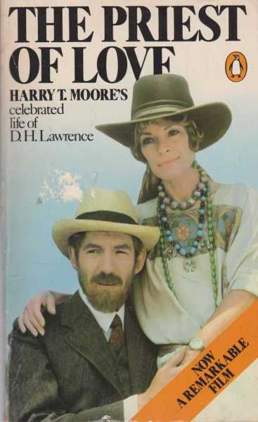 Image for The Priest of Love - Harry T. Moore's Celebrated life of D. H. Lawrence