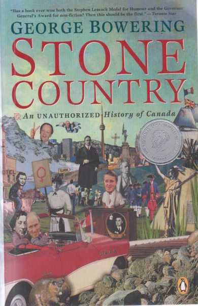Image for Stone Country - An Unauthorized History of Canada
