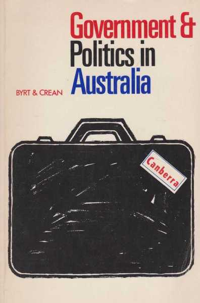 Image for Government and Politics in Australia