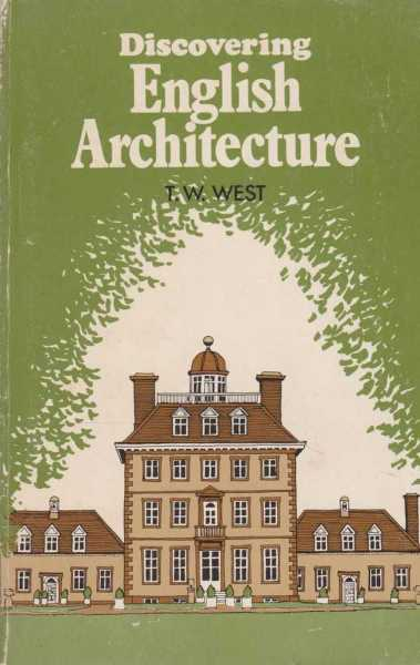 Image for Discovering English Architecture