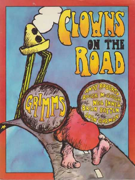 Image for Grimms - Clowns on the Road