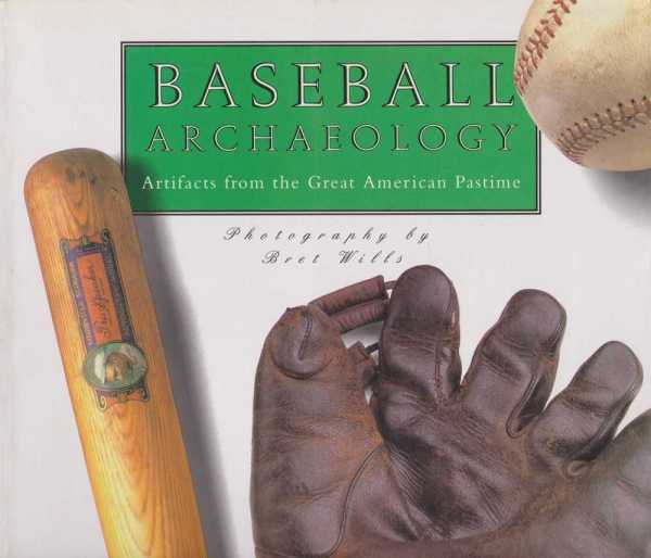 Image for Baseball Anthology - Artifacts from the Great American Pastime