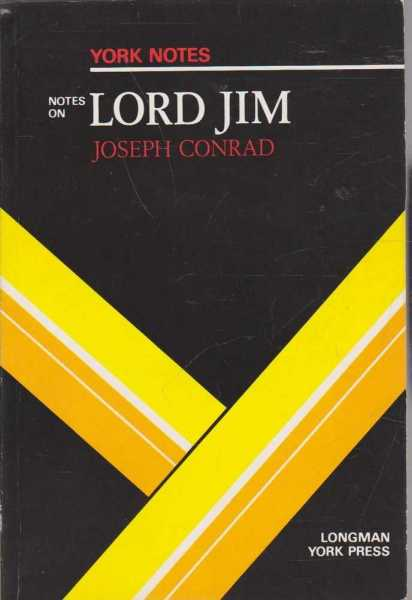Image for York Notes - Lord Jim - Joseph Conrad