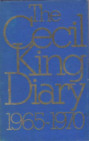 Image for The Cecil King Diary 1965-1970