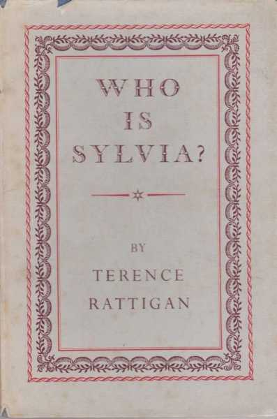 Image for Who is Sylvia? A Light Comedy