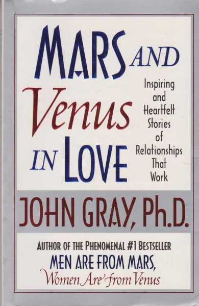 Image for Mars & Venus in Love: Inspiring and Heartfelt Stories of Relationships That Work