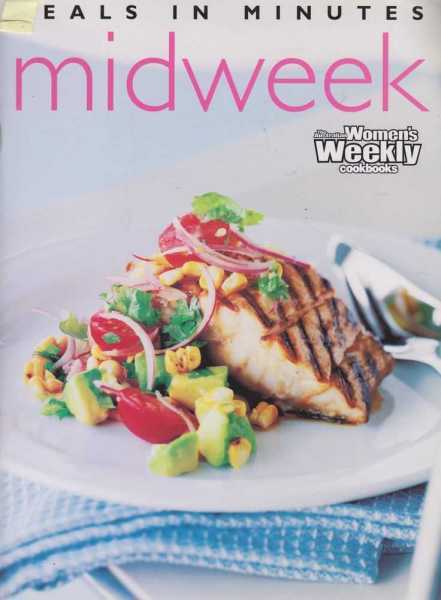 Image for Meals In Minutes: Midweek