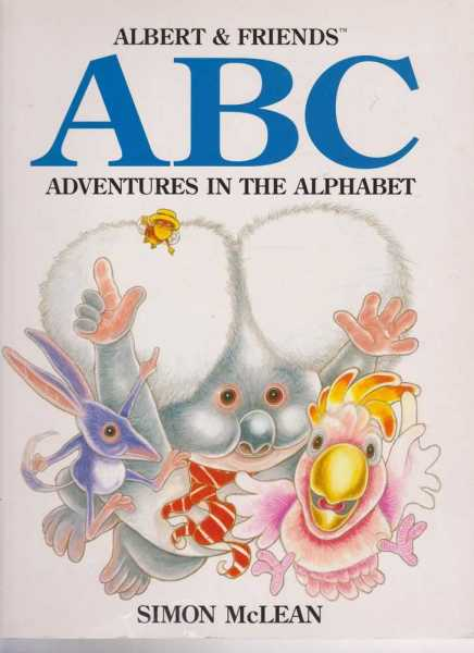 Image for Albert & Friends: ABC Adventures in the Alphabet