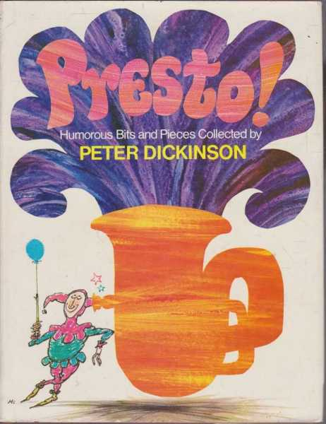 Image for Presto! Humorous Bits and Pieces