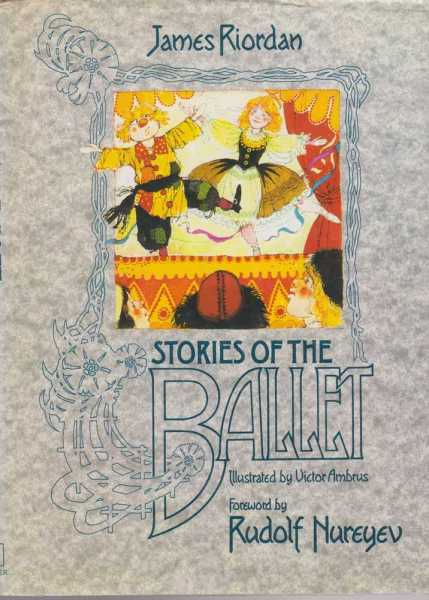 Image for Stories Of The Ballet