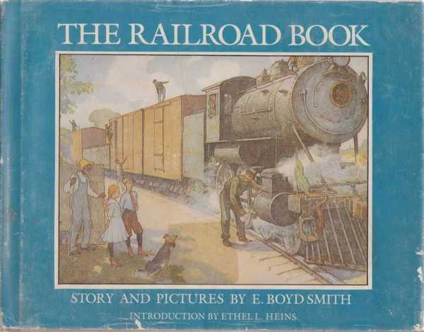 Image for The Railroad Book