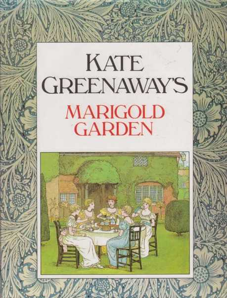 Image for Kate Greenaway's Marigold Garden