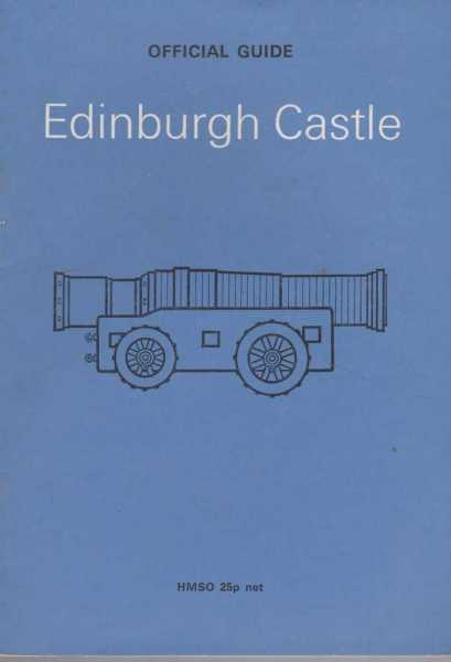 Image for Edinburgh Castle - Official Guide