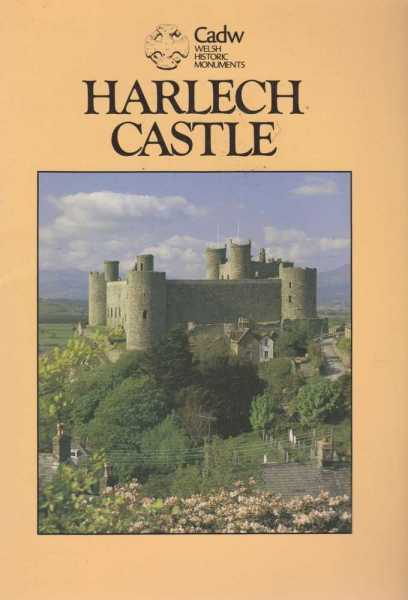 Image for Harlech Castle [Cadw Welsh Historic Monuments]