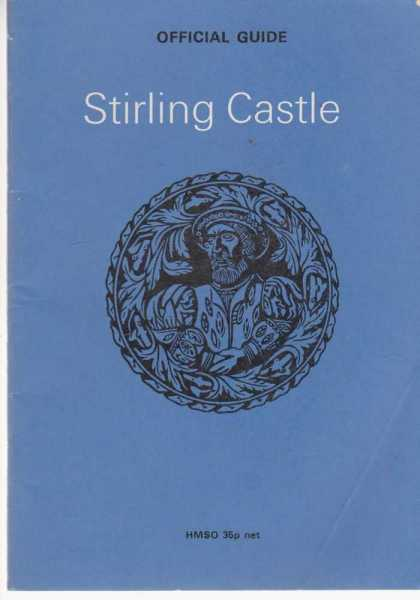 Image for Stirling Castle - Official Guide