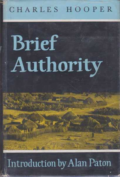 Image for Brief Authority