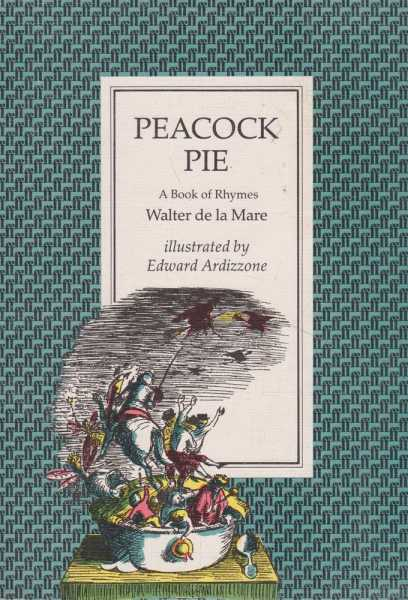 Image for Peacock Pie - A Book of Rhymes