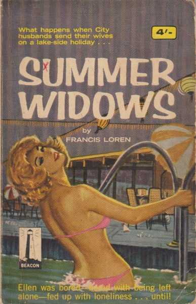 Image for Summer Widows
