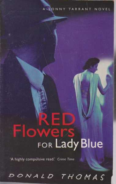 Image for Red Flowers for Lady Blue