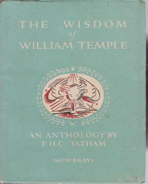 Image for The Wisdom of William Temple