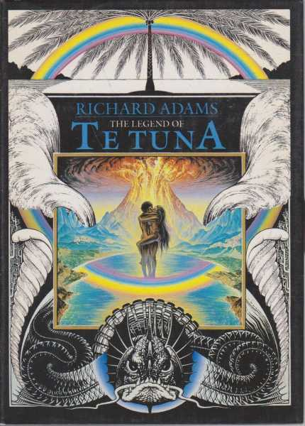 Image for The Legend of Te Tuna