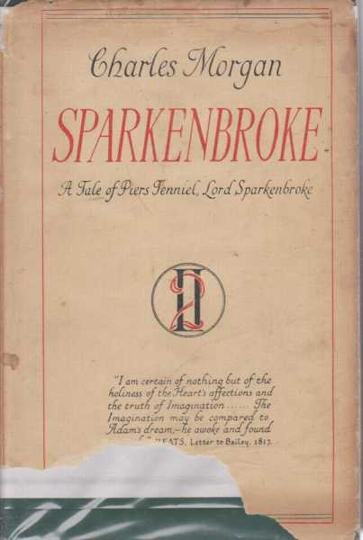 Image for Sparkenbroke - A Tale of Piers Tenniel