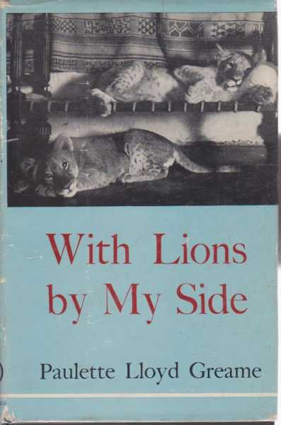 Image for With Lions by My Side