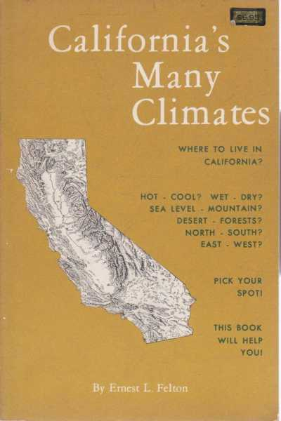 Image for California's Many Climates - Where To Live in California?