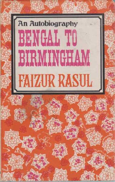 Image for Bengal to Birmingham - An Autobiography
