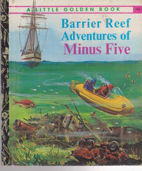 Image for Barrier Reef Adventures of Minus Five