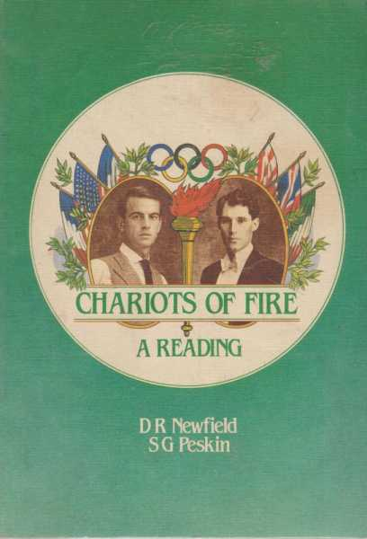 Image for Chariots of Fire: A Reading