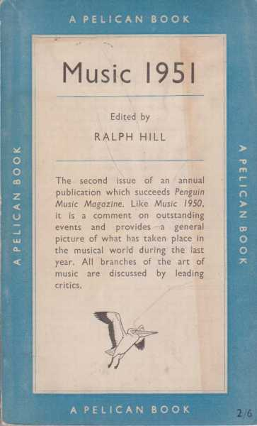 Image for Music 1951