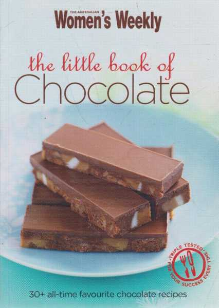 Image for The Australian Women's Weekly - The Little Book of Chocolate