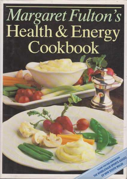 Image for Margaret Fulton's Health & Energy Cookbook