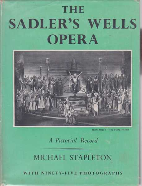Image for The Sadler's Wells Opera