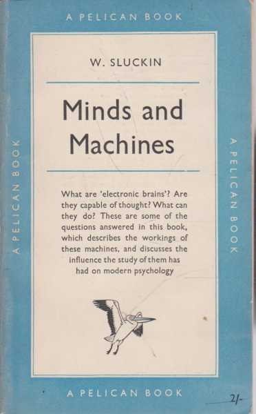 Image for Minds and Machines