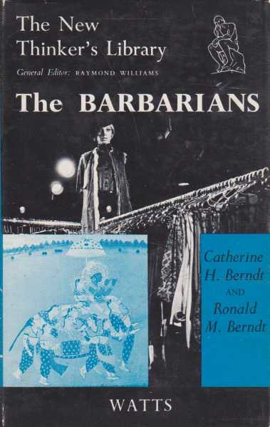 Image for The Barbarians - An Anthropological View