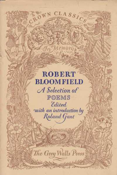 Image for A Selection of Poems by Robert Bloomfield