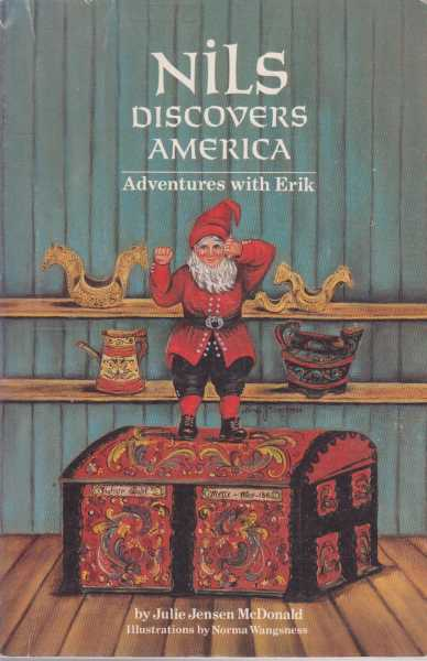 Image for Nils Discovers America - Adventures with Erik
