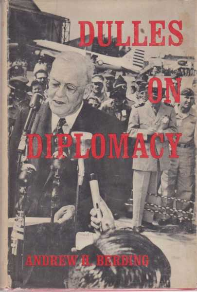 Image for Dulles On Diplomacy