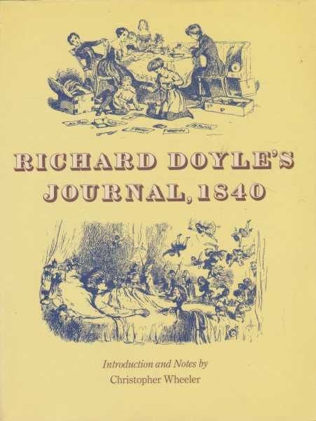 Image for Richard Doyle's Journal 1840
