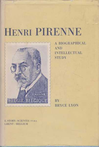 Image for Henri Pirenne - A Biographical and Intellectual Study