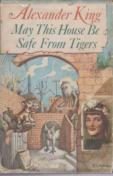 Image for May This House Be Safe From Tigers